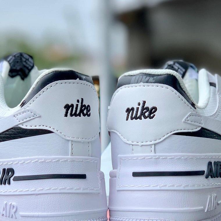 giay-nike-air-force-1-shadow-black-white-rep111